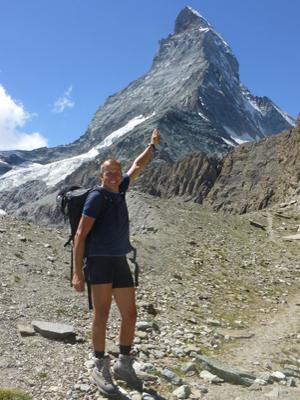 Matterhorn-Bergführer Zermatt