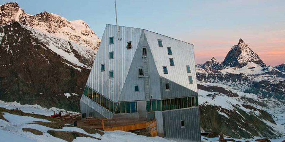 Monte Rosahütte-Wanderführer Bergführer Zermatt