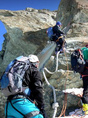 Castor-Pollux-Bergführer Zermatt