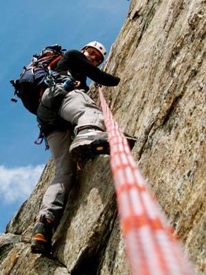Felsklettern Bergführer Zermatt